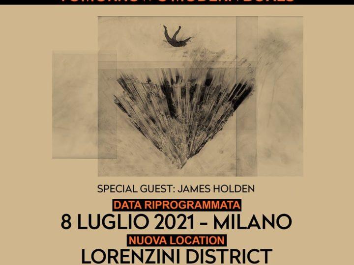 Thom Yorke @Lorenzini District – Milano, 08 luglio 2021