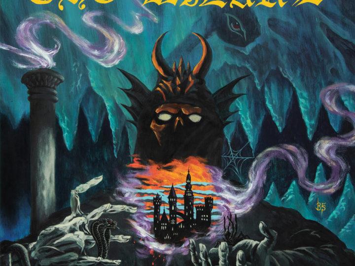 The Wizar'd – Subterranean Exile