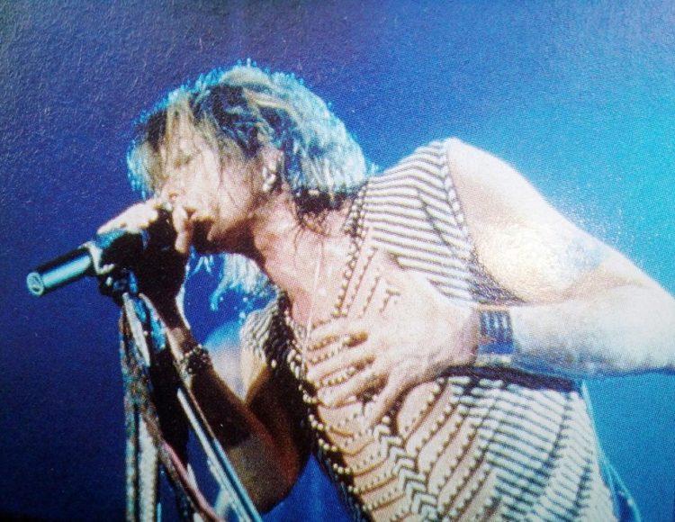 Aerosmith secret show @Babylon – Monaco di Baviera (Germania), 24 marzo 2001