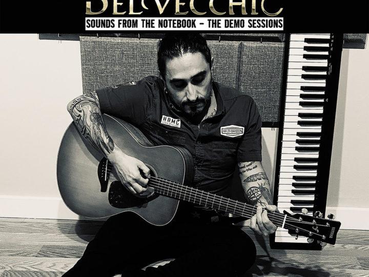 Alessandro Del Vecchio, ascolta 'Back On My Trail' da 'Sounds From The Notebook'