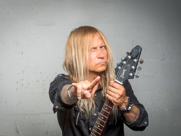Savatage, la top ten di Chris Caffery