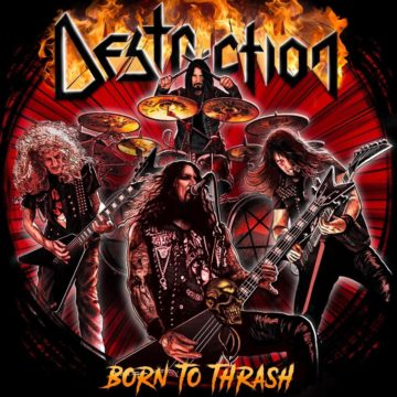 Destruction – Born To Thrash (Live in Germany)