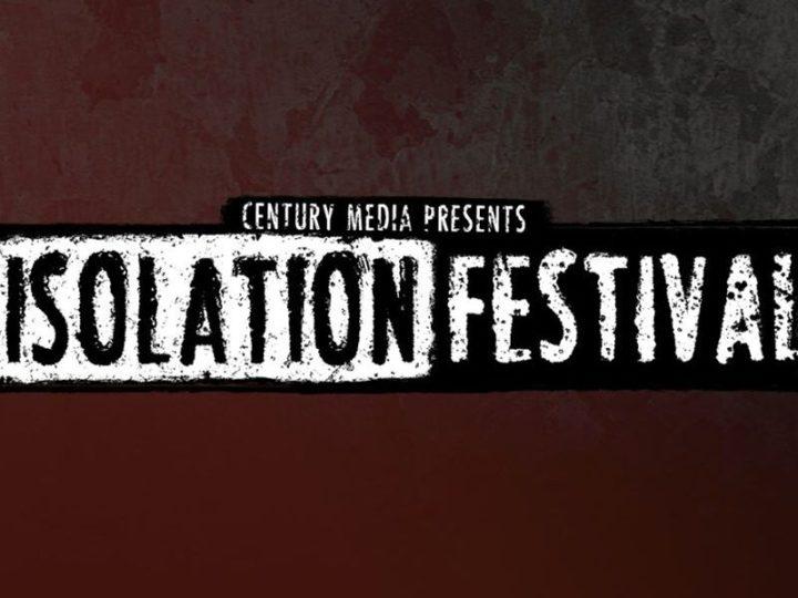 Isolation Fest @Divano di casa nostra – 14 maggio 2020