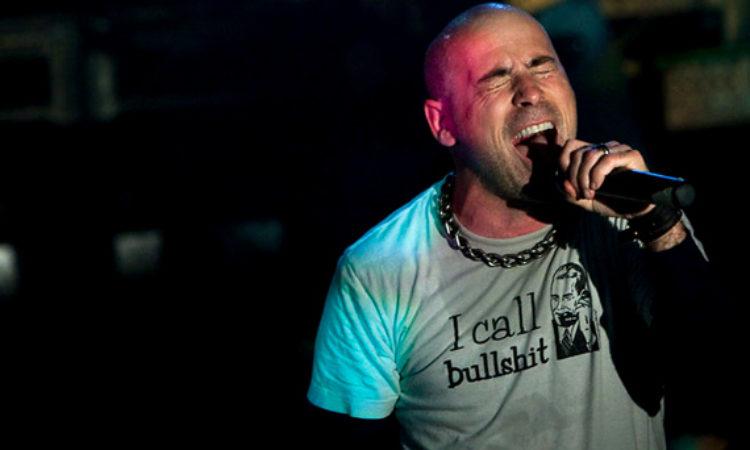 Anthrax, Charlie Benantee John Bush di nuovo insieme per l'esecuzione di 'Packaged Rebellion'