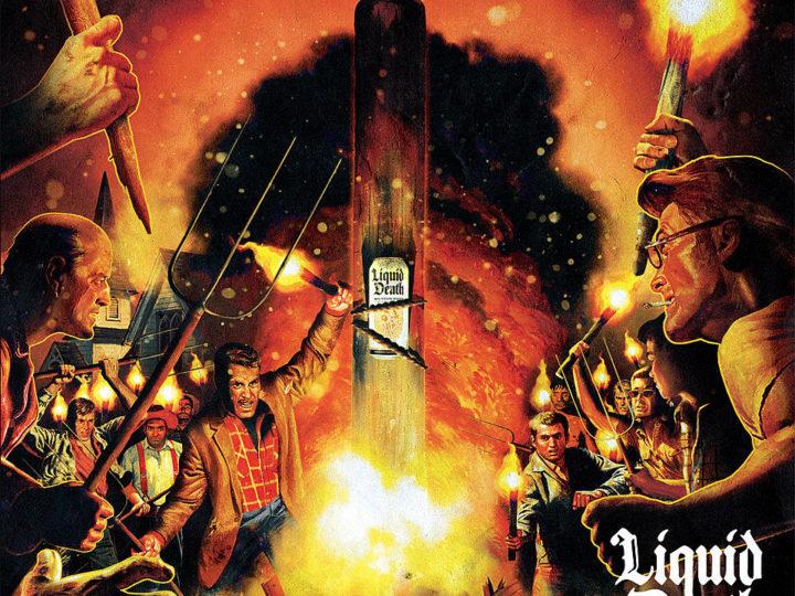 Liquid Death, l'azienda che produsse il suo primo disco death con testi dei propri haters