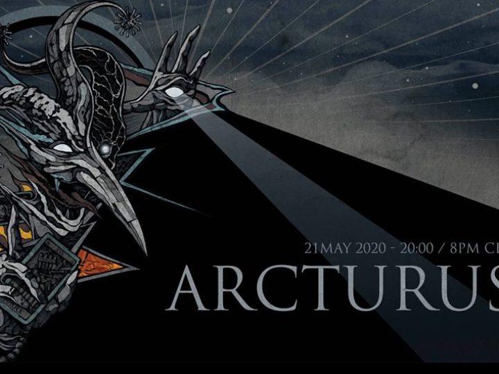 Arcturus, suoneranno i grandi classici in live streaming
