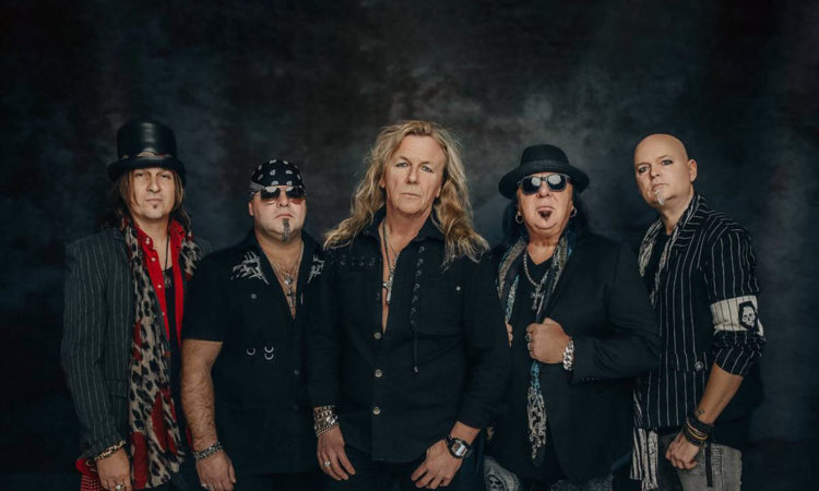 Pretty Maids, guarda 'Little Drops Of Heaven' dal nuovo 'Maid In Japan'
