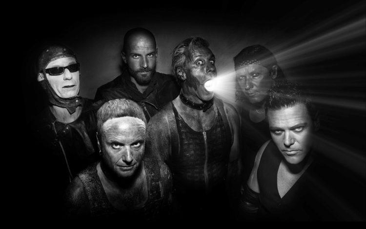 La classifica dei dischi dei Rammstein secondo Giovanni Rossi