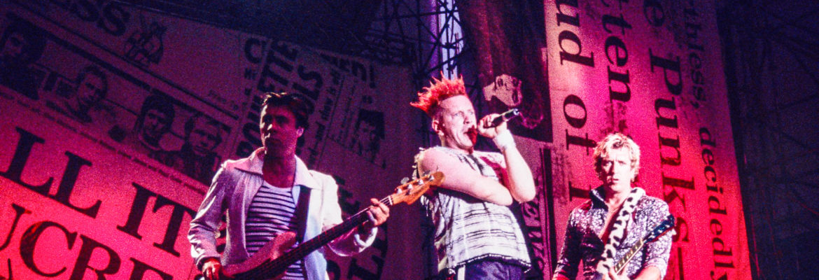 Sex Pistols + Slayer + Bad Religion @Stadio Olimpico di Roma, 10 luglio 1996