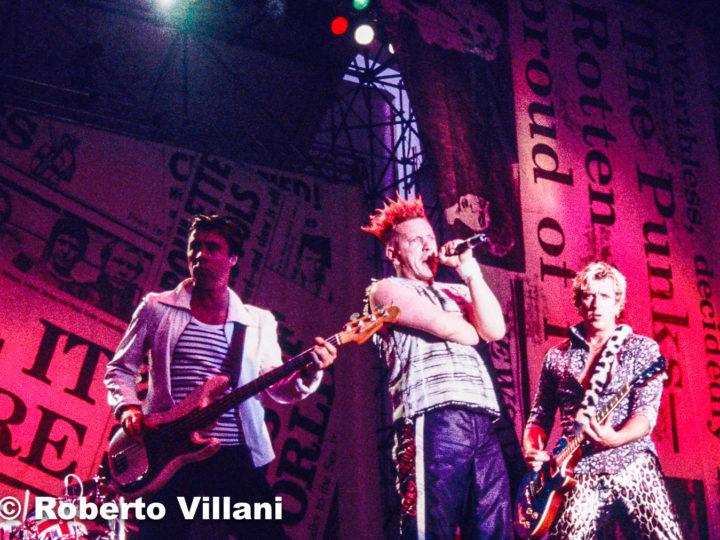 Sex Pistols, Johnny Rotten contro la nuova serie sulla band
