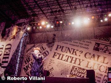 Sex Pistols + Slayer + Bad Religion @Stadio Olimpico di Roma, 10 luglio 1996