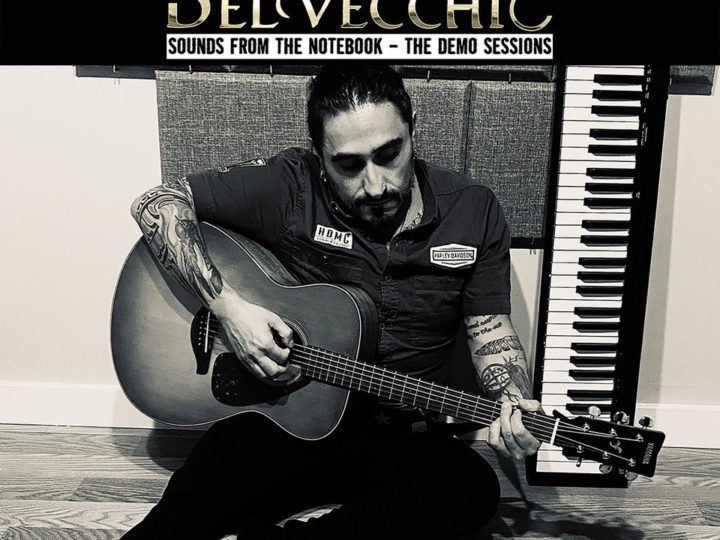 Alessandro Del Vecchio – Sound From The Notebook – The Demo Sessions
