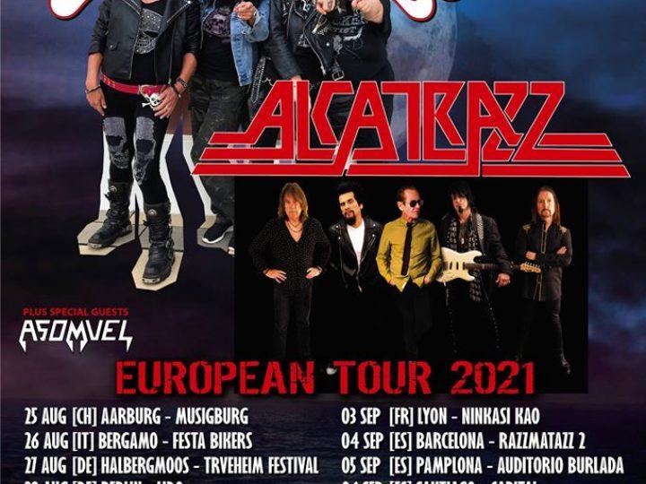 Graham Bonnet + Alcatrazz + more @Festa Bikers – Cologno al Serio (Bg), 26 agosto 2021