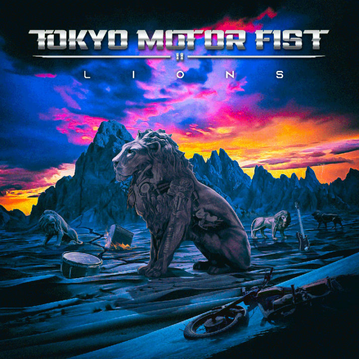 Tokyo Motor Fist – Lions