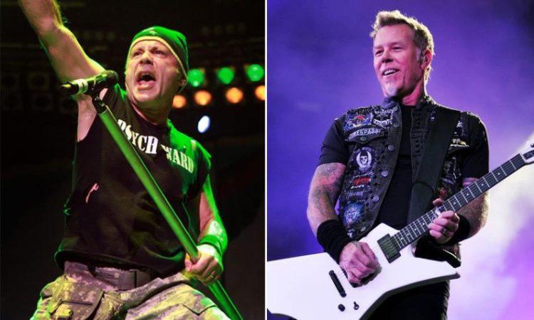 """Iron Maiden, Dickinson: """"Gli Iron Maiden meglio dei Metallica? Vi spiego il perché"""""""