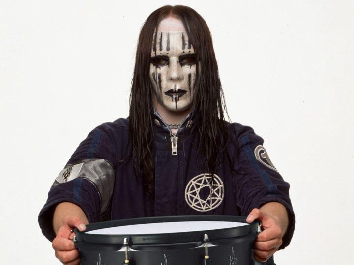 Slipknot, morto il leggendario ex drummer Joey Jordison