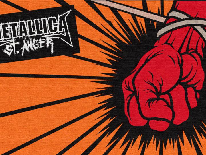 Metallica – Un riflettore sulla rabbia