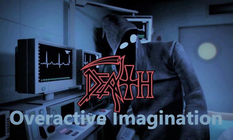 Death, la cover di 'Overactive Imagination' con membri di Overkill, Testament e altri