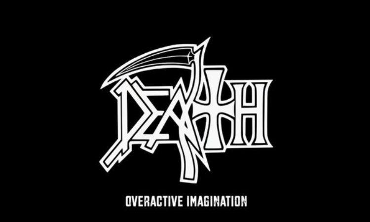 Death, Hoglan, DiGiorgio e Koeble eseguono 'Overactive Imagination' in quarantena
