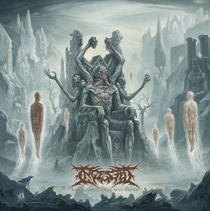 Ingested – Where Only Gods May Tread