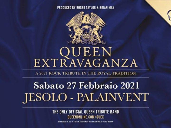 Queen Extravaganza @PalaInvent – Jesolo (Ve), 27 febbraio 2021