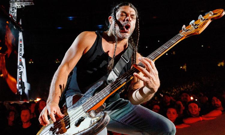 """Metallica, Trujillo: """"Sono entusiasta di poter sviluppare nuove idee durante la quarantena"""""""