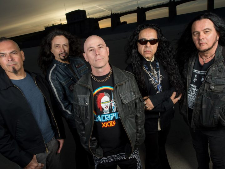 Armored Saint, nuovo video 'Missile To Gun!'