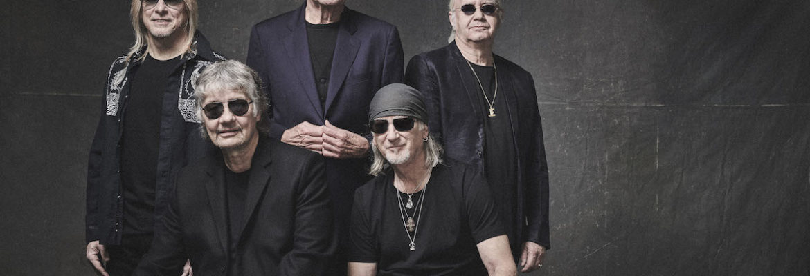 Deep Purple - intervista a Don Airey