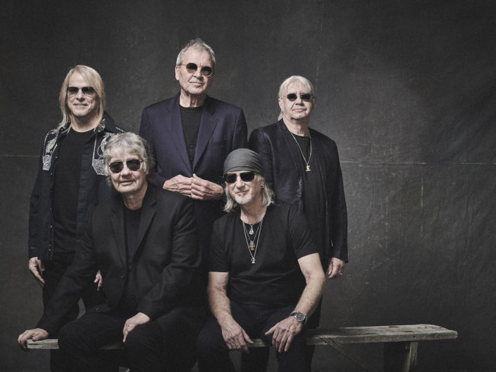 Deep Purple – La band, il mondo e… il cognac!