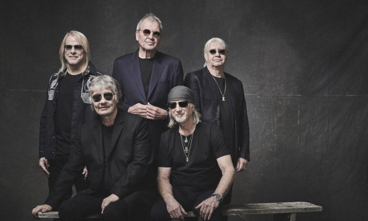 Deep Purple, on line il nuovo video ufficiale di 'Nothing At All'