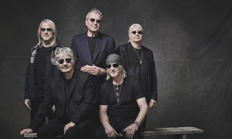 """Deep Purple, Roger Glover: """"Ogni nostro album potrebbe essere l'ultimo"""""""
