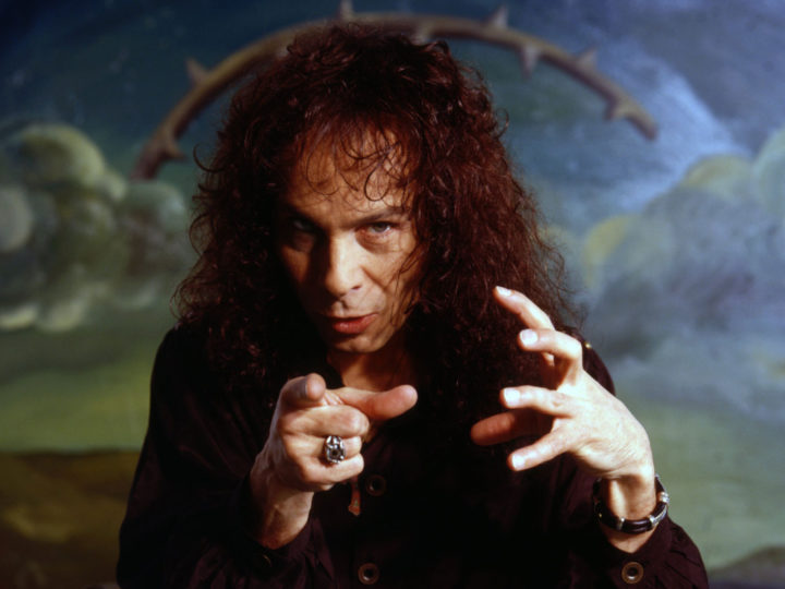 Black Sabbath e Ronnie James Dio, in arrivo il libro fotografico