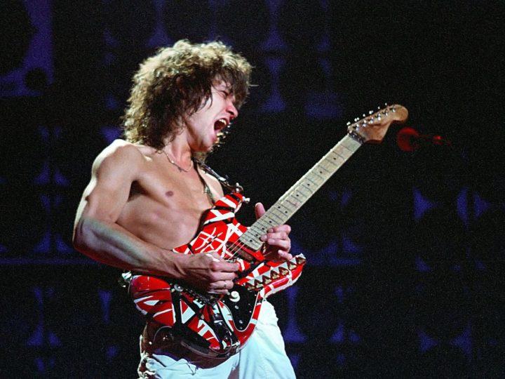 Van Halen, in uscita 'Van Halen: A Visual Biography'