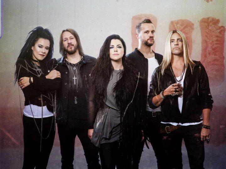 Evanescence, il video della nuova 'The Game Is Over'