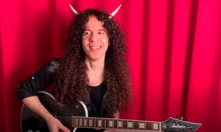 Marty Friedman, la cover della sigla di 'Demon Slayer – Kimetsu no yaiba' [video]
