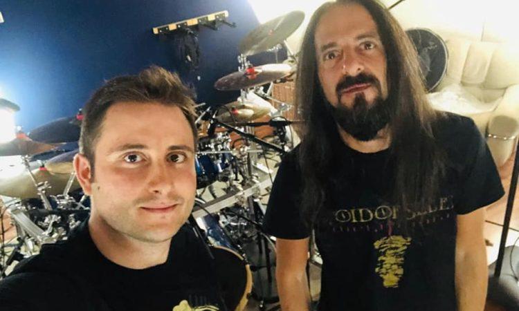 Labyrith, terminate le registrazioni di batteria per il nuovo disco