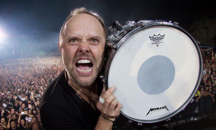 """Metallica, Lars Ulrich: """"Il suono del rullante di 'St. Anger' era figo"""""""