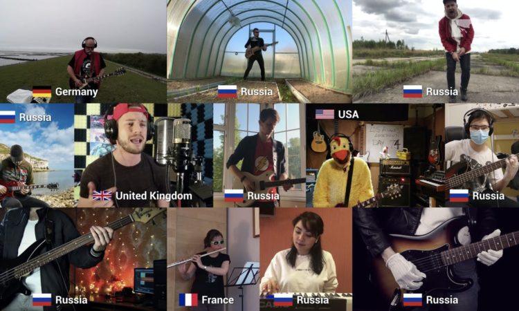Linkin Park, 266 musicisti da 35 paesi suonano 'In The End'
