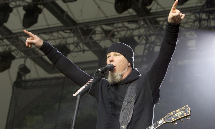 Metallica, guarda lo show di Berlino del 2006 per i vent'anni di 'Master Of Puppets'