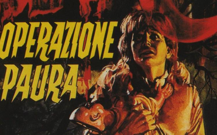Metal Cinema (18) – Operazione Paura (1966)