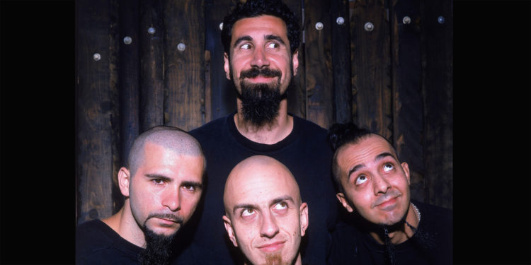 System Of A Down – Got That Feeling
