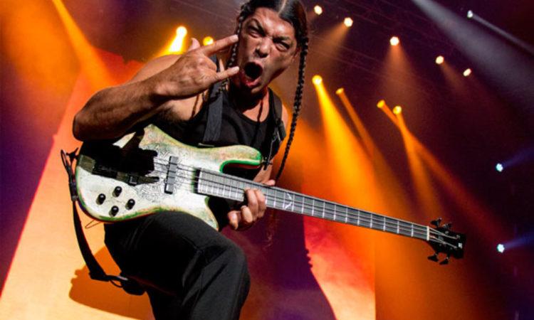 """Metallica, Trujillo: """"Ecco perché non ho suonato 'Anesthesia' con l'orchestra"""""""
