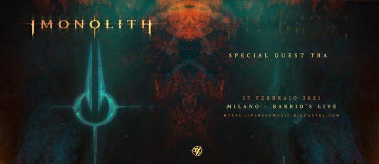 Imonolith +guests @Barrio's Live – Milano, 17 febbraio 2021