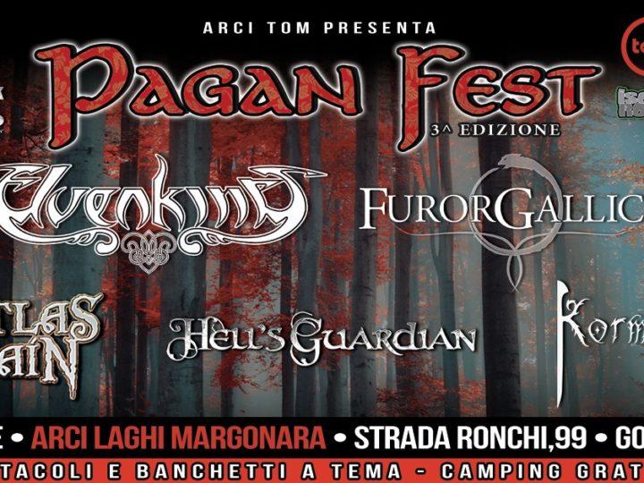 Pagan Fest 3° edition @Laghi Margonara – Gonzaga (Mn), 03 ottobre 2020