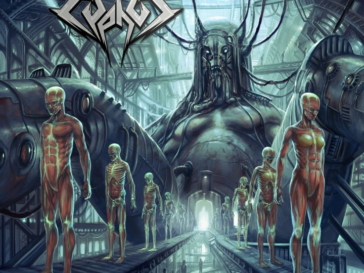 Typhus, rivelano la cover dell'album 'Mass Produced Perfection'