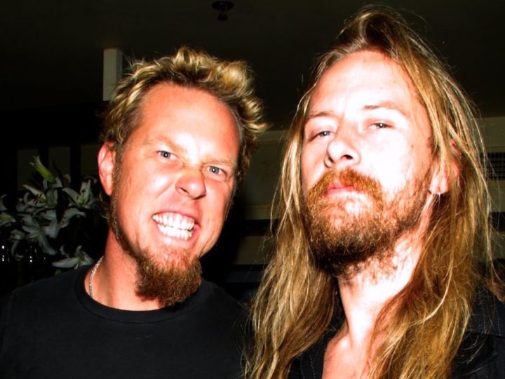 "Alice In Chains, Cantrell: ""Hetfield è un'icona, il padrino del Metal"""