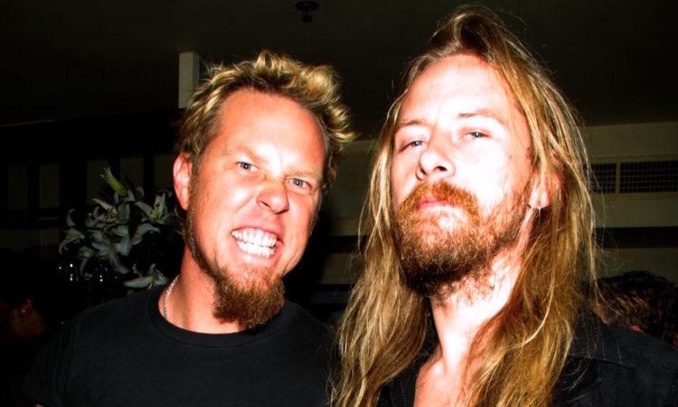 """Alice In Chains, Cantrell: """"Hetfield è un'icona, il padrino del Metal"""""""