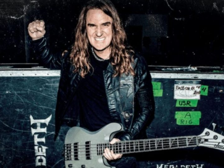 Megadeth, David Ellefson ci rivela le sue tecniche segrete con il basso