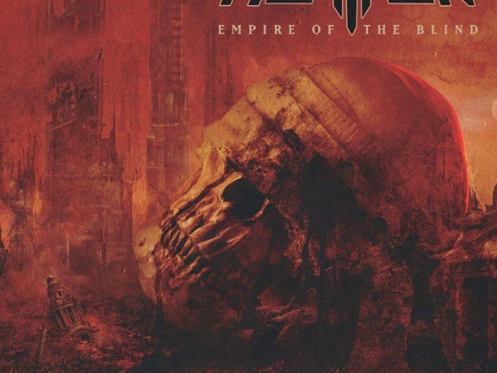 Heathen – Empire Of The Blind