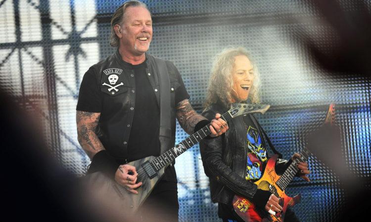Metallica, guarda il video di 'The Star-Spangled Banner'